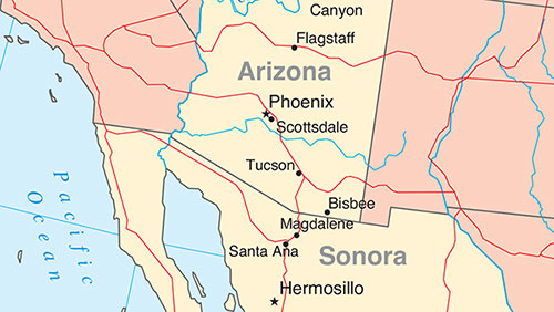 AZ Sonora Region