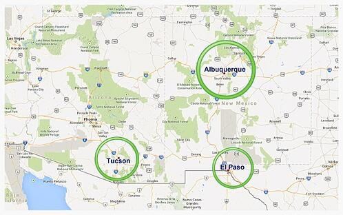 a tale of three cities tucson albuquerque el paso guest post three cities tucson albuquerque
