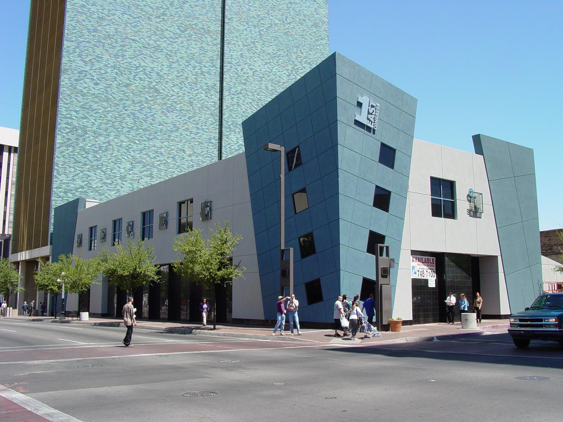 Downtown Tucson office 1 E Congress