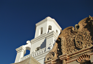 San Xavier del Bac Mission Tucson