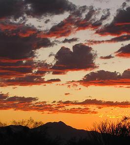 Tucson Sunset SearchNetMEdia