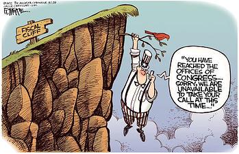Fiscal cliff Congress