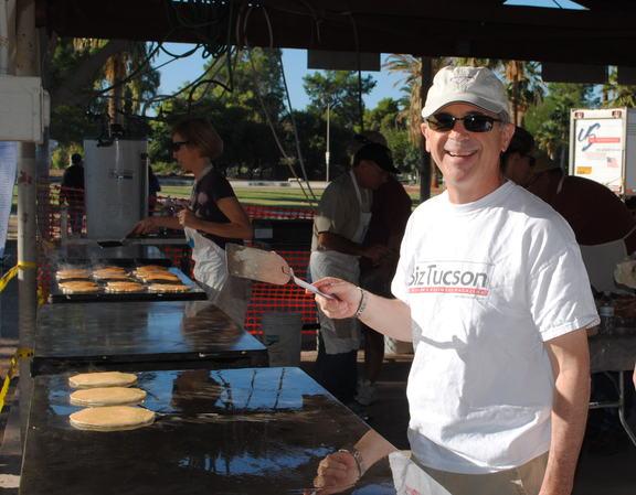 PICOR Pancake Breakfast Kleiner