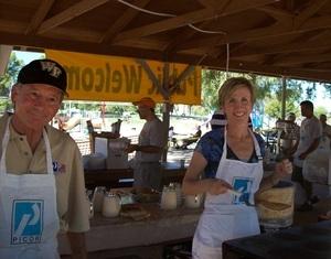 PICOR Foundation pancake breakfast