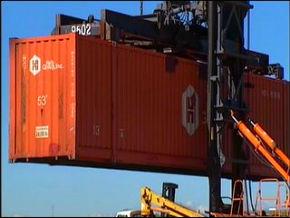 Port of Tucson container