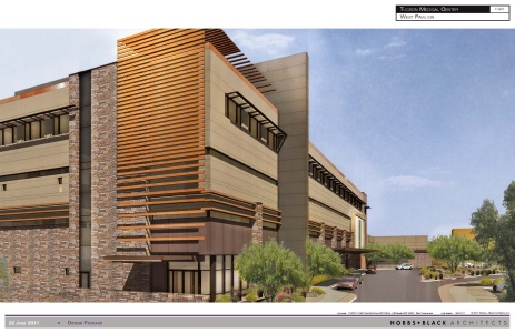 Tucson Medical Center West Pavilion