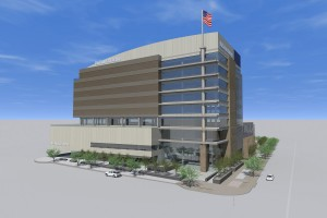 Unisource Tucson HQ Rendering