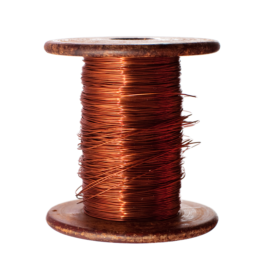 Metal Theft Copper Wire