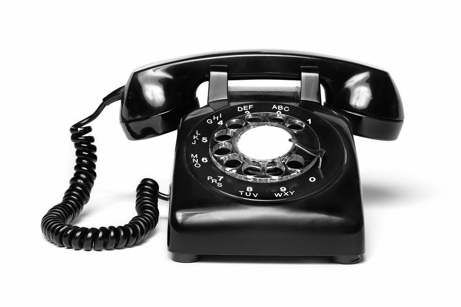 1960s telephone Mad Men Office