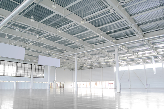 Industrial Warehouse Interior shutterstock 115087093 ML resized 600