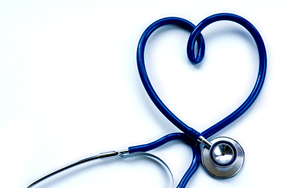 Tucson Medical Office Heart stethoscope
