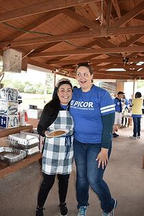 PICOR Charitable Foundation volunteers Tucson
