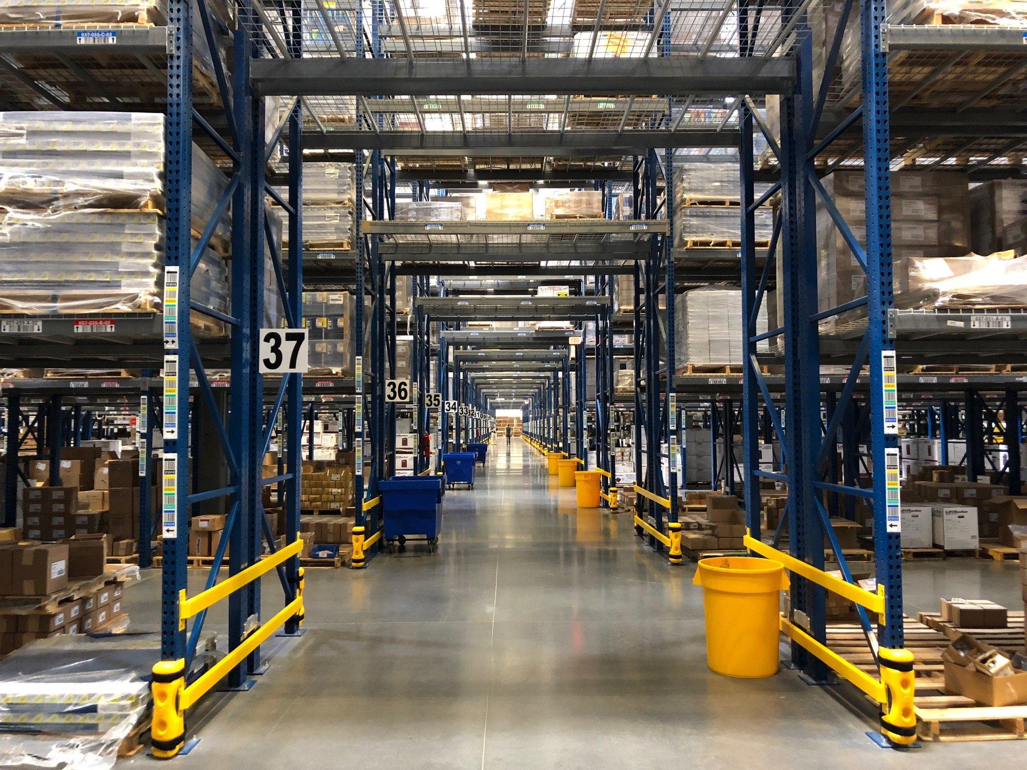 Chamberlain Warehouse Tucson PICOR